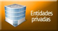 Convenios con entidades privadas