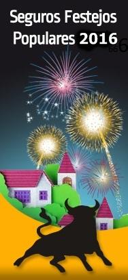 Seguros para Festejos Taurinos Populares 2016